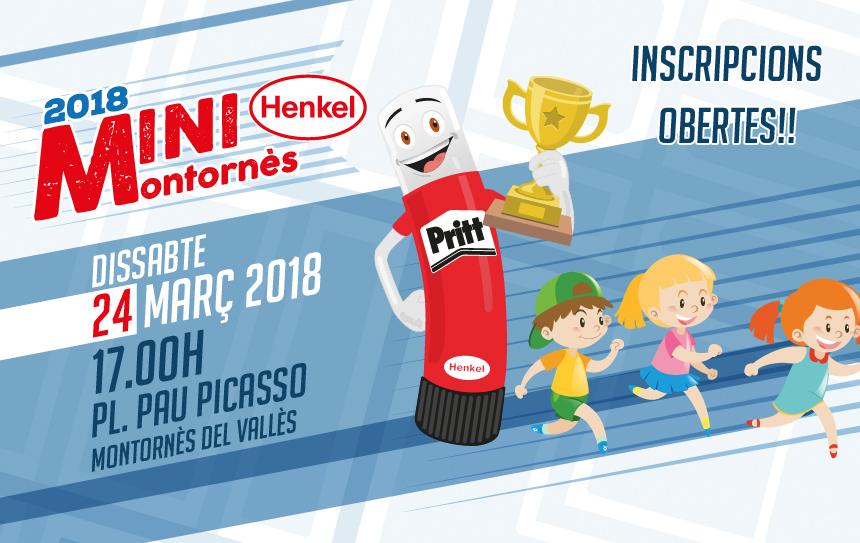 Mini Marató Solidària 2018