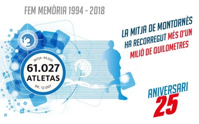 25 anys, 1994 – 2018