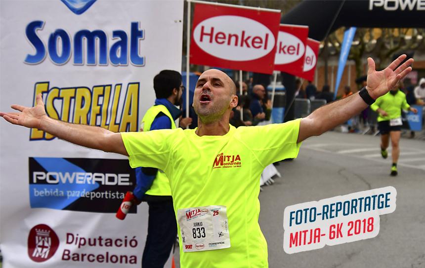 Ampli Foto-reportatge de la Mitja i 6K '18