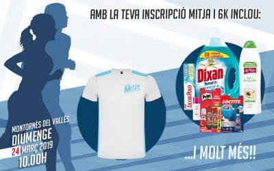 Lot de Productes Henkel i samarreta tècnica per a tu Runner