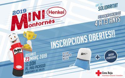 Inscripcions obertes Mini Marató Solidària