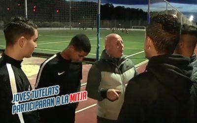 El Club Atletisme Montornès va ser pioner al programa, oferint instal·lacions i personal al projecte.