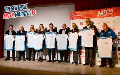 Presentem la Mitja Marató 2019