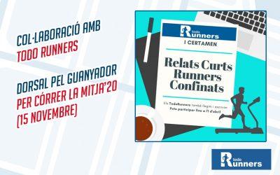 El programa, TodoRunners, promou un certamen literari sobre el confinament.